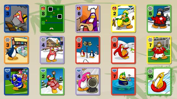 de Club Penguin | Códigos 2013 | Noticias :: Club Penguin Fresh